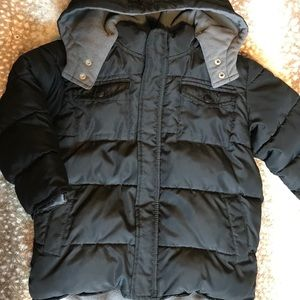 Boys Winter Puffer Jacket